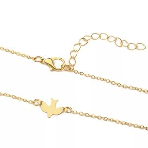 2 for $20 Peace Dove Necklace